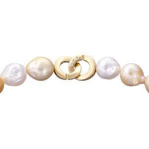 South Sea Pearls catch closeup