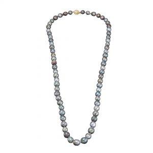 Tahitian pearls opera length